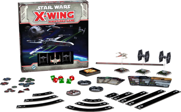 star wars miniatures luke skywalker darth vader tie fighter