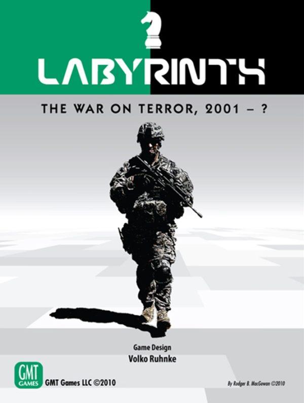 war against terror terrorism gmt games