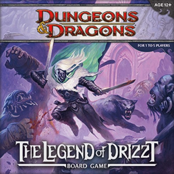 dungeons and dragons miniatures drizzt underdark