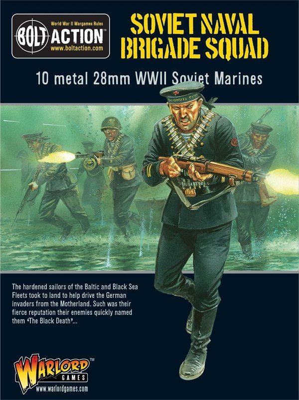 bolt action warlord ww2 world war 2 miniatures soviet