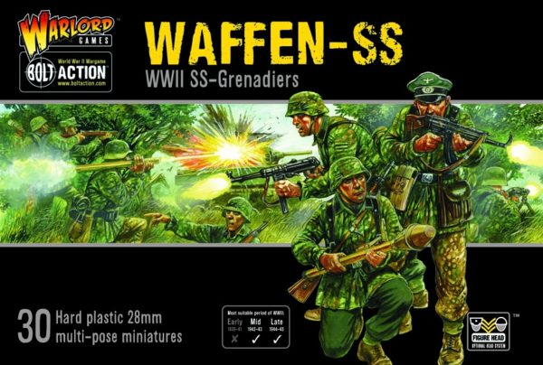 warlord ww2 world war 2 miniatures german army bolt action