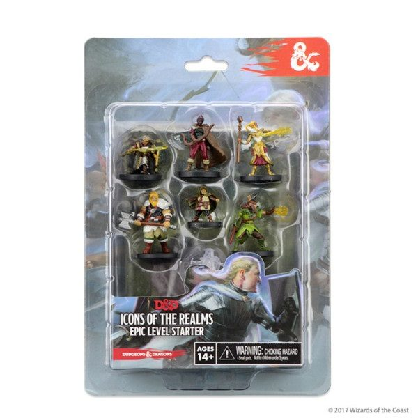 Icons of the Realms dungeons and dragons miniatures