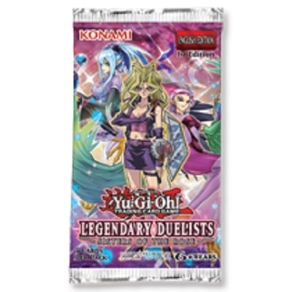 LEGENDARY DUELISTS SISTERS OF THE ROSE yu gi oh ygo